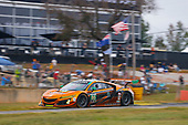 IMSA WeatherTech SportsCar Championship<br /> Motul Petit Le Mans<br /> Road Atlanta, Braselton GA<br /> Saturday 7 October 2017<br /> 86, Acura, Acura NSX, GTD, Oswaldo Negri Jr., Jeff Segal, Tom Dyer<br /> World Copyright: Jake Galstad<br /> LAT Images