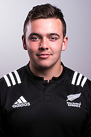 Robb Cobb. The 2016 New Zealand Schools rugby union team headshots at King's College, Auckland, New Zealand on Friday, 30 September 2016. Photo: Dave Lintott / lintottphoto.co.nz