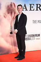 "Tom Harper<br /> arriving for the ""Aeronauts"" screening as part of the London Film Festival 2019 at the Odeon Leicester Square, London<br /> <br /> ©Ash Knotek  D3523 07/10/2019"