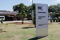 Campinas (SP), 15/03/2021 - Covid/Hospital - Movimentação no Hospital de Clinicas da Unicamp, na cidade de Campinas (SP), nesta segunda-feira (15).
