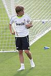 MADRID (10/08/2010).- Real Madrid training session at Valdebebas, Real Madrid City. Sergio Canales...Photo: Cesar Cebolla / ALFAQUI