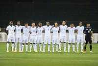 Honduras vs Turkey, May 29, 2014
