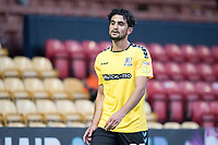 Harry Kyprianou, Southend United, during Southend United vs West Ham United Under-21, EFL Trophy Football at Roots Hall on 8th September 2020