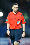 Ross County v St Johnstone...05.12.15  SPFL  Dingwall<br /> Referee Kevin Clancy<br /> Picture by Graeme Hart.<br /> Copyright Perthshire Picture Agency<br /> Tel: 01738 623350  Mobile: 07990 594431