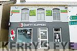 Krafty Klippers Barber shop in Abbeyfeale on Thurday.