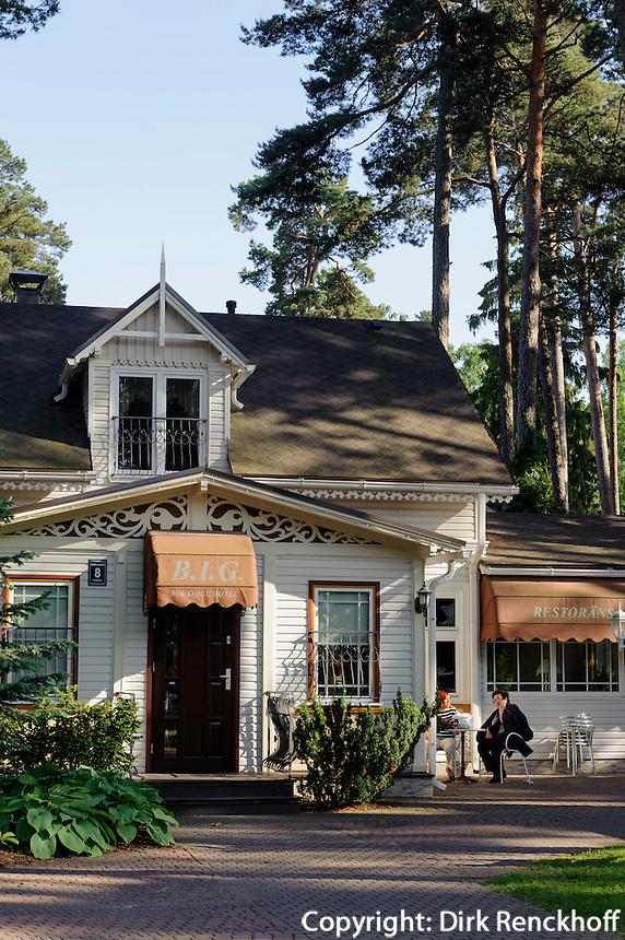 Haus in Jurmala-Dzintari, Lettland, Europa