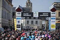 Race Start<br /> <br /> 117th Paris-Roubaix (1.UWT)<br /> 1 Day Race: Compiègne-Roubaix (257km)<br /> <br /> ©kramon
