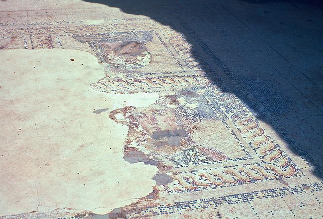 Ephesus; Brothel Floor Detail