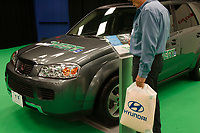 Montreal's AUTO SHOW 2007 feature many hybrid cars such as<br /> <br /> <br /> <br /> photo :  Images Distribution