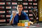 Champion James Chen