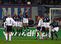 USA Men, USA vs Germany, 2002.