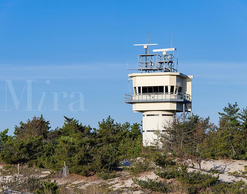 Pilot Radar Tower at Cape Henlopen State Park, Lewes, Delaware
