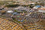 Aerial View of the Oregon State Fair, Salem, Oregon