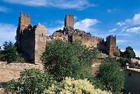 Spanien, Andalusien, Templerburg von La Iruela  bei Cazorla in der Provinz Jaen