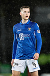 St Johnstone v Celtic…..29.01.20   McDiarmid Park   SPFL<br />New saints signing Jamie McCart<br />Picture by Graeme Hart.<br />Copyright Perthshire Picture Agency<br />Tel: 01738 623350  Mobile: 07990 594431