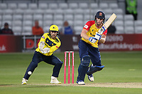 Jimmy Neesham in batting action for Essex during Essex Eagles vs Hampshire Hawks, Vitality Blast T20 Cricket at The Cloudfm County Ground on 11th June 2021