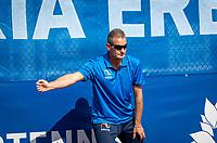 Netherlands, September 12,  2021, Naaldwijk KIA Competition mixed, premier league, LTC Naaldwijk vs TC Leimonias, womans single: Linesman<br /> Photo: Henk Koster/tennisimages.com