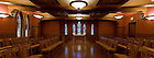 Chapel in Geddes Hall..Photo by Matt Cashore/University of Notre Dame