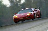 #33  MSB Motorsports  Ferrari  class: GT