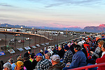 Jan 7, 2017; 5:34:45 PM; QUEEN CREEK, AZ., USA; 11th Annual Keyser Manufacturing Wild West Shootout at Arizona Speedway presented by O'Reilly Auto Parts. Mandatory Credit: (thesportswire.net)