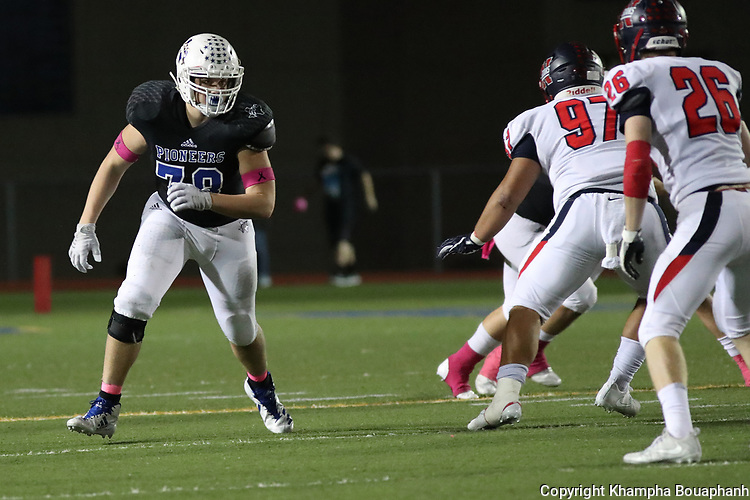 Boswell beats Northwest 70-55 in 6-5A high school football at Pioneer Stadium in Fort Worth on Friday, October 20, 2017. (photo by Khampha Bouaphanh)