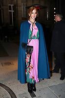 Sarah Rafferty<br /> Parigi 22/01/2020<br /> Settimana della moda di Parigi <br /> Moda Donna - Giorgio Armani Ospiti <br /> Photo Gwendolin Le Goff/Panoramic/Insidefoto <br /> Italy Only