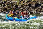 Rafting, Lower Salmon River, Idaho #2