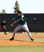 George Kirby - Seattle Mariners 2021 spring training (Bill Mitchell)