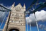 Great Britain, London: Tower Bridge
