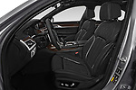 Front seat view of a 2020 BMW 7-Series  M-Sport 4 Door Sedan front seat car photos