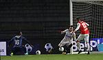Independiente Santa Fe venció 3-1 a Junior. Fecha 4 Liga BetPlay I-2020.