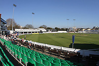 General view of the Ford County Ground - Essex CCC vs Middlesex CCC - Friendly Cricket Match at the Ford County Ground, Chelmsford, Essex - 26/03/12 - MANDATORY CREDIT: Gavin Ellis/TGSPHOTO - Self billing applies where appropriate - 0845 094 6026 - contact@tgsphoto.co.uk - NO UNPAID USE.