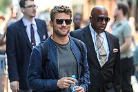 NEW YORK, EUA,  10.07.2017 - RYAN-PHILLIPPE - O ator norte-americano<br /> Ryan Phillippe é visto no bairro do Soho na cidade de New York nesta segunda-feira, 10. (Foto: William Volcov/Brazil Photo Press/Folhapress)