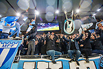 MFF-AIK, Allsvenskan 10282019. Markus Rosenberg celebrate with MFF's fans the win vs AIK.