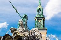 Berlin, capital of Germany, historical landmarks.