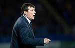 St Johnstone v Kilmarnock…24.11.18…   McDiarmid Park    SPFL<br />Tommy Wright shouts instructions<br />Picture by Graeme Hart. <br />Copyright Perthshire Picture Agency<br />Tel: 01738 623350  Mobile: 07990 594431