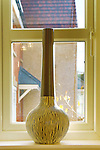 Property of the week: 15 Birdland Avenue, Bo'ness, EH51 9LW<br /> <br /> Pictured: Bottle/vase ornament in living room<br /> <br /> Image by: Malcolm McCurrach
