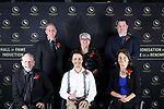 Vancouver, B.C. - November 15th, 2019 - The 2019 class of inductees to the Canadian Paralympic Hall of Fame included Colette Bourgonje, Josh Dueck, Viviane Forest, Kathy Newman, Joe Rea, Joey Johnson, and Garett Hickling. Photo: Lydia Nagai/Canadian Paralympic Committee