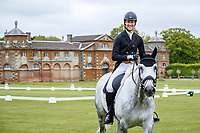 FRA-Arthur Duffort rides Ring Of Fire II during the Dressage for the CCI-L 2* Section A. 2021 GBR-Saracen Horse Feeds Houghton International Horse Trials. Hougton Hall. Norfolk. England. Thursday 27 May 2021. Copyright Photo: Libby Law Photography