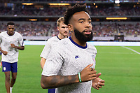 DALLAS, TX - JULY 25: Eryk Williamson of the United States during a game between Jamaica and USMNT at AT&T Stadium on July 25, 2021 in Dallas, Texas.