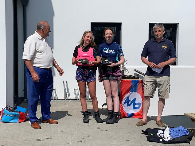 Silver Fleet 2nd Place - Fodhla Dunne WHSC/Sinead O'Reilly WHSC