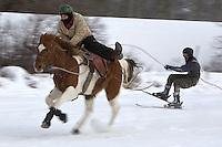 Northwest Skijoring