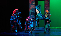 Wizard of Oz presented by COCA in St. Louis on Oct 19, 2017.