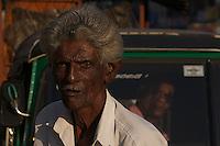 People and Street scene near Kandy