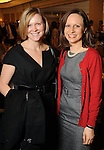 Kristen Miller and Kathrin Schaaf at the 15th Annual Celebration of Families Luncheon benefitting Family Services of Greater Houston at the River Oaks Country Club Tuesday Feb. 02,2010. (Dave Rossman Photo)