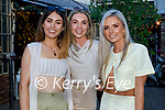 Enjoying the evening in Molly J's on Thursday, l to r: Marion Teahan, Lauren McCormack and Katie Dennehy.