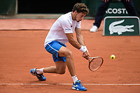 4th July 2021; Roland Garros, Paris France; French Open tennis championships day 6;  Pablo Carreno Busta ( Esp)