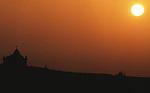 Sunset off the coast of Terceria, Azores. (Jim Bryant Photo).....
