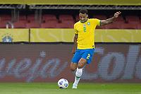 4th June 2021; Beira-Rio Stadium, Porto Alegre, Brazil; World Cup 2022 qualifiers; Brazil versus Ecuador; Danilo of Brazil