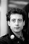 Peter Tatchell Bermondsey by Election. South London 1983...HUMAN RIGHTS ACTIVIST